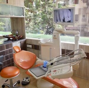Divine Smiles Dental Clinic Operating room